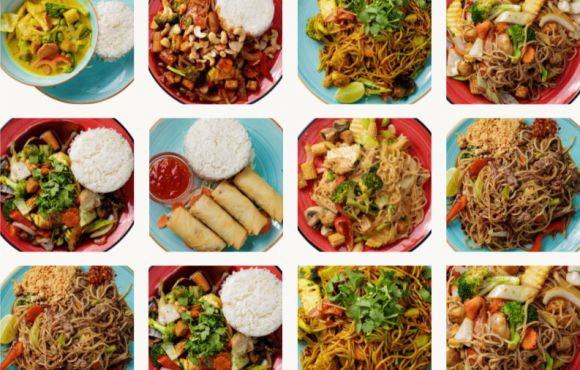 Mae Thai Restauranger